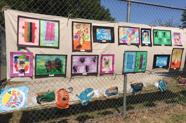 Student Art Exhibit for Mayshare